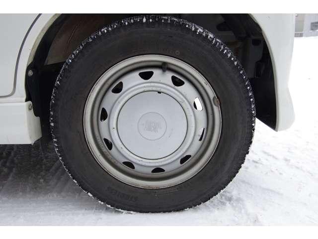 カスタムターボR 4WD Wエアバッグ ABS キーレス ベンチシート(20枚目)