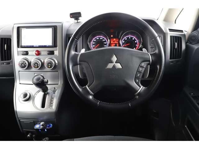 G パワーパッケージ ナビ/バックカメラ/横滑り防止機能/電動スライドドア/フリップダウンモニター/切替式4WD/パドルシフト(21枚目)