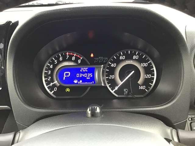 カスタムT セーフティパッケージ ターボ 誤発進抑制機能 ナビ・テレビ 純正エンジンスターター 両側電動スライドドア アイドリングストップ 4WD(18枚目)