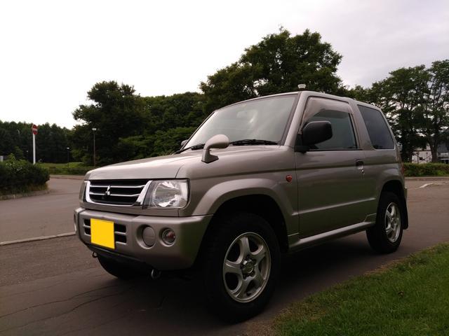 「三菱」「パジェロミニ」「コンパクトカー」「北海道」の中古車7
