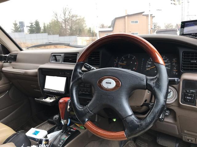 VXリミテッド 4WD ディーゼルターボ サンルーフ 1No(14枚目)