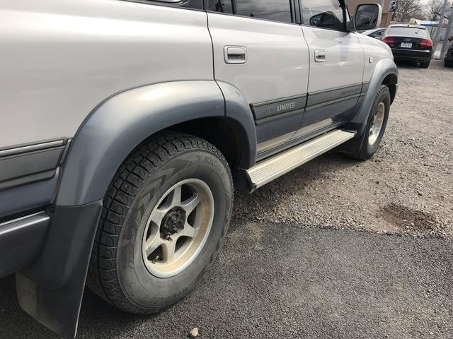 VXリミテッド 4WD ディーゼルターボ サンルーフ アルミ(17枚目)