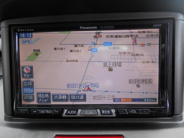 アブソルート4WD/事故歴無し/社外ナビ地デジ/社外エンスタ(10枚目)
