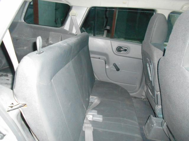 VE 4WD/タイベルチェーン/4ナンバー貨物車/衝突安全ボディ/ABS/運転席パワーウィンドウ/AC100V電源/電動格納ミラー/ライトレベライザー/キーレス/(14枚目)
