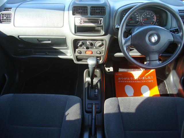 SG-X 4WD キーレス シートヒーター 社外CD(6枚目)