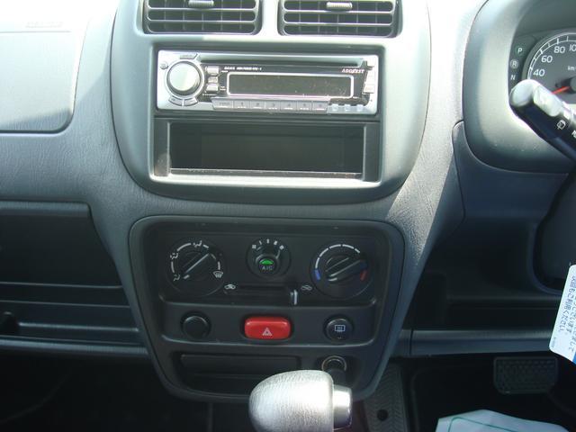 SG-X 4WD キーレス シートヒーター 社外CD(9枚目)