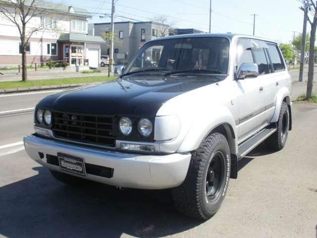 VX ディーゼル 4WD 16AW ヒッチメンバー 寒冷地(8枚目)