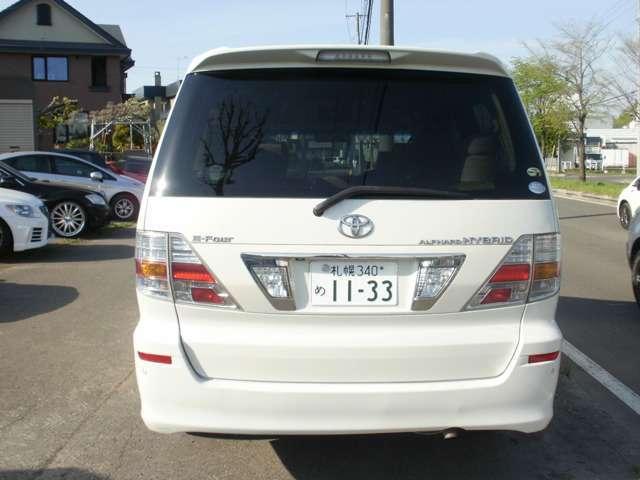 Gエディション4WD 社外17AW・純正ナビ・F&'Bカメラ(3枚目)