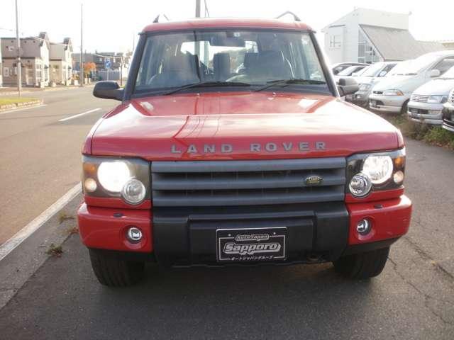 「ランドローバー」「ディスカバリー」「SUV・クロカン」「北海道」の中古車2