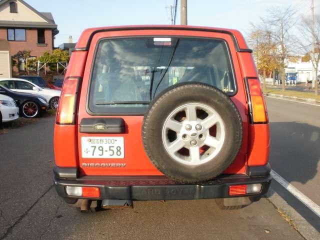 「ランドローバー」「ディスカバリー」「SUV・クロカン」「北海道」の中古車3