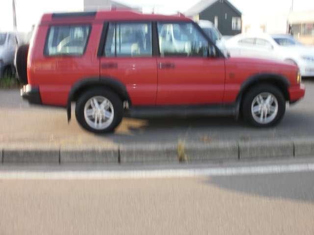「ランドローバー」「ディスカバリー」「SUV・クロカン」「北海道」の中古車4