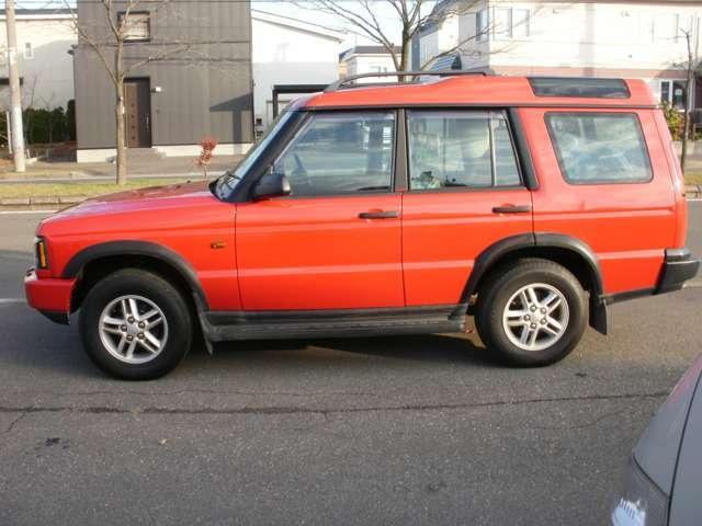 「ランドローバー」「ディスカバリー」「SUV・クロカン」「北海道」の中古車5