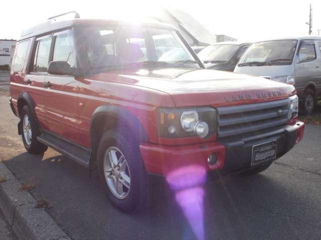 「ランドローバー」「ディスカバリー」「SUV・クロカン」「北海道」の中古車6