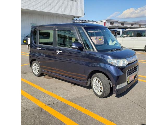 「ダイハツ」「タント」「コンパクトカー」「北海道」の中古車4