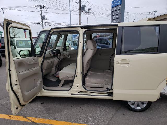 G 車いす仕様 4WD 電動ウインチ(2枚目)