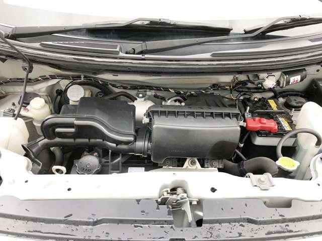 4WD MX夏冬タイヤ付 サビ無 スライドドア 寒冷(11枚目)