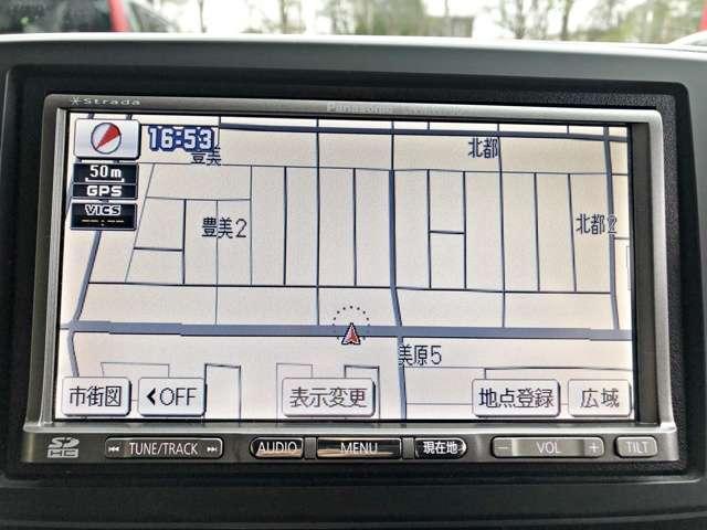 G夏冬タイヤ付 サビ無 Mナビ ETC(4枚目)