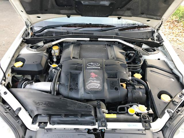 4WD 2.0GTスペックB 6速マニュアル 夏冬タイヤ付(12枚目)