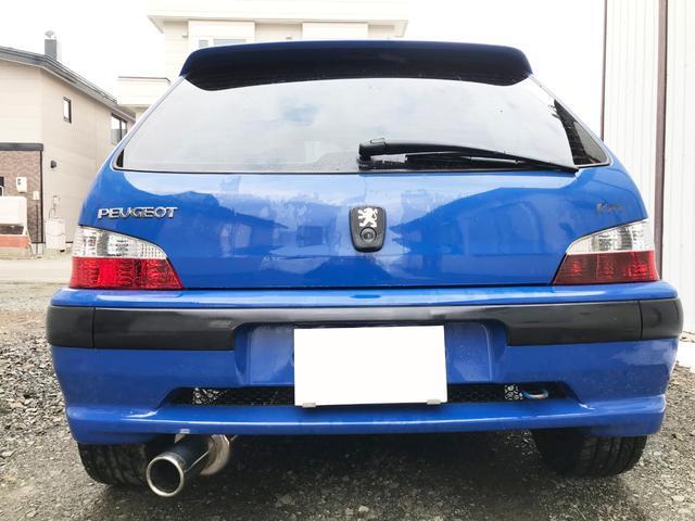 「プジョー」「プジョー 106」「コンパクトカー」「北海道」の中古車3