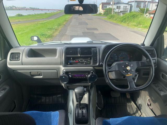 XL社外オーディオ 社外シート リフトアップ 社外ステアリン(15枚目)