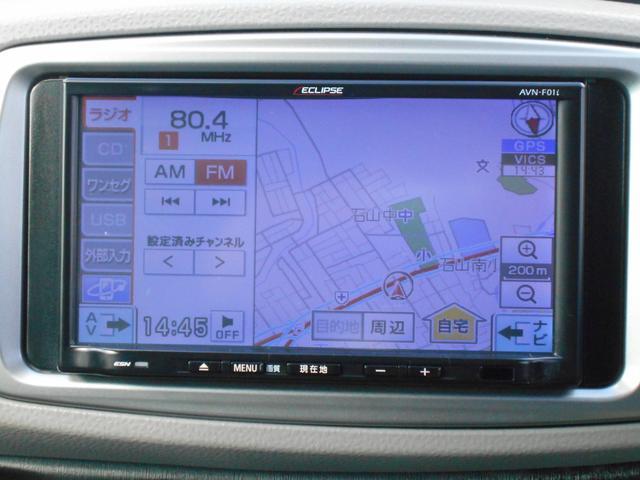 F・4WD・社外メモリーナビ・Bluetooth接続可能(10枚目)