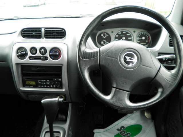 キスマークL 4WD ターボ キーレス CD アルミホイール(4枚目)