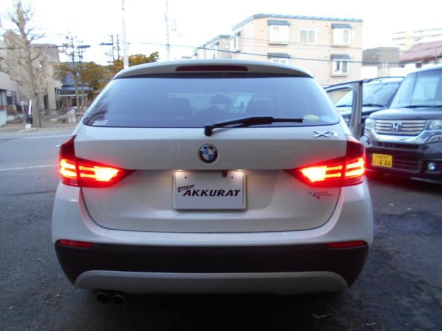 「BMW」「X1」「SUV・クロカン」「北海道」の中古車6