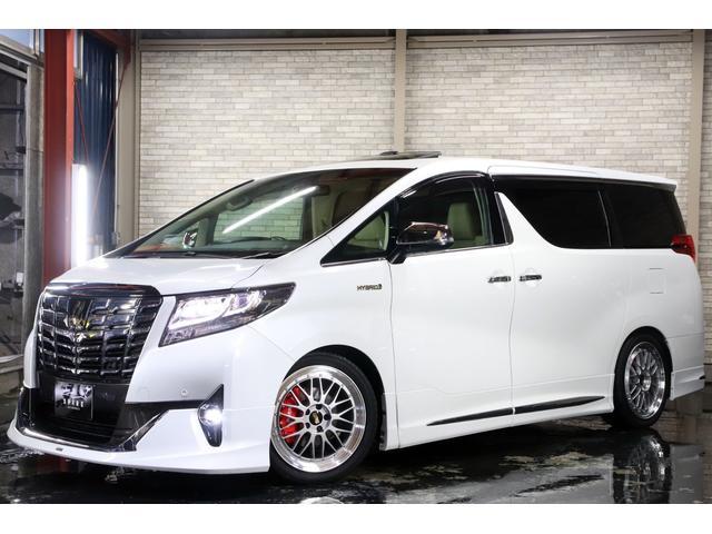 「トヨタ」「アルファード」「ミニバン・ワンボックス」「北海道」の中古車61