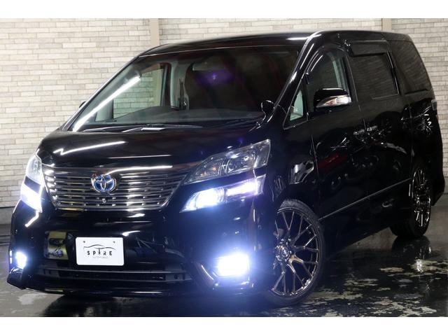 「トヨタ」「ヴェルファイア」「ミニバン・ワンボックス」「北海道」の中古車61
