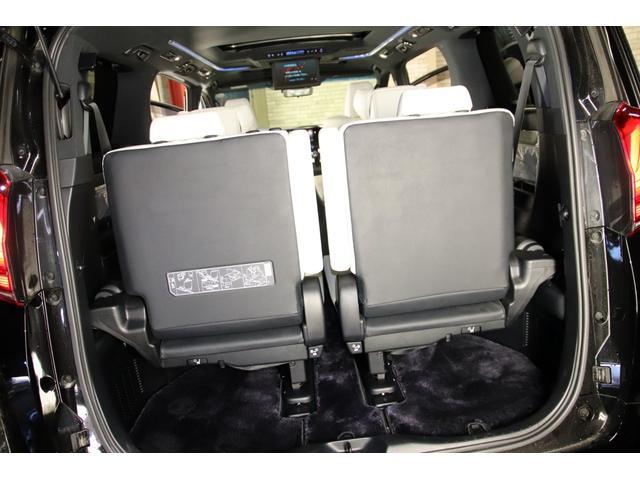 エグゼクティブラウンジS 1オーナー プレミアムナッパ白革 TRDエアロ 外21AW 本州仕入 禁煙車 Wサンルーフ エグゼクティブラウンジシート JBLサウンド 12.1型フリップダウンM 両側パワスラ パワーバックドア(13枚目)