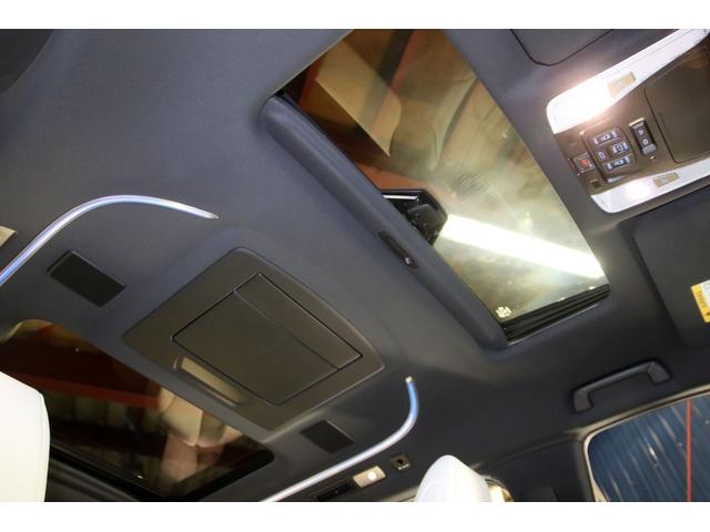 エグゼクティブラウンジS 1オーナー プレミアムナッパ白革 TRDエアロ 外21AW 本州仕入 禁煙車 Wサンルーフ エグゼクティブラウンジシート JBLサウンド 12.1型フリップダウンM 両側パワスラ パワーバックドア(78枚目)