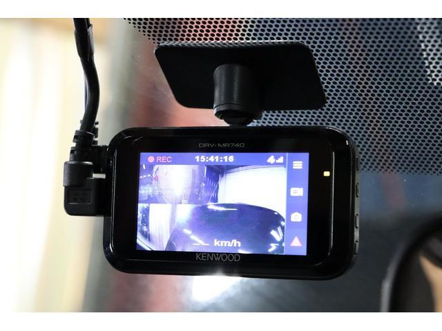 【Kenwood】製ドライブレコーダー/前後カメラ装着済みです!!夏冬タイヤ付きでのご提供です!(^^)!