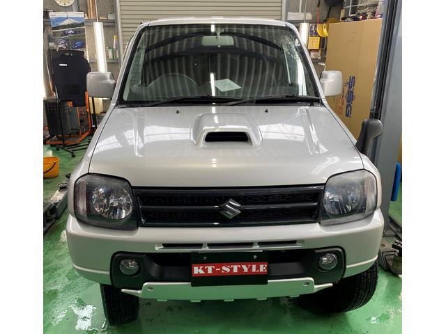 XG 4WD ターボ リフトアップ 社外ナビ フルセグ(3枚目)