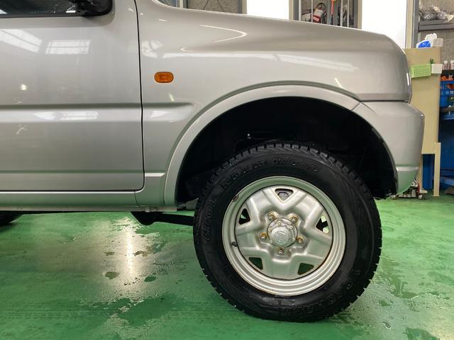 XG 4WD ターボ リフトアップ 社外ナビ フルセグ(14枚目)