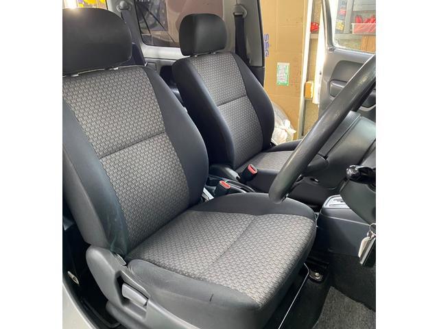 XG 4WD ターボ リフトアップ 社外ナビ フルセグ(20枚目)