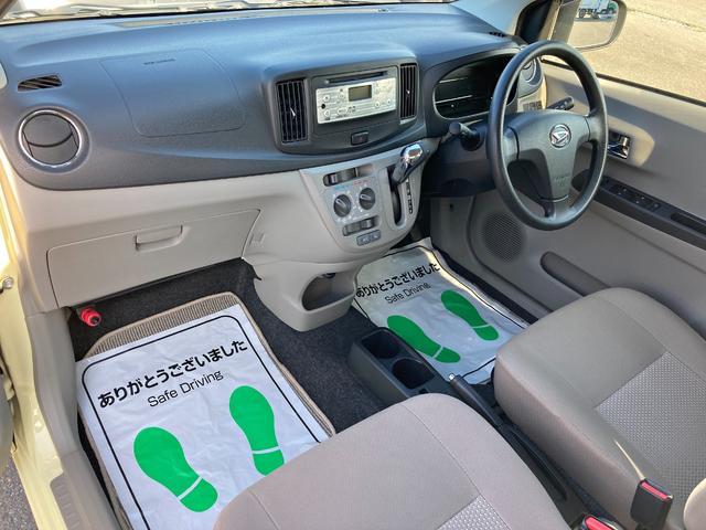 X 禁煙車 1オーナー車 ワンオーナ キーレス付 エアバック パワーウィンドウ AC PS アルミホイール ABS アイストップ ダブルエアバック CD付き(17枚目)