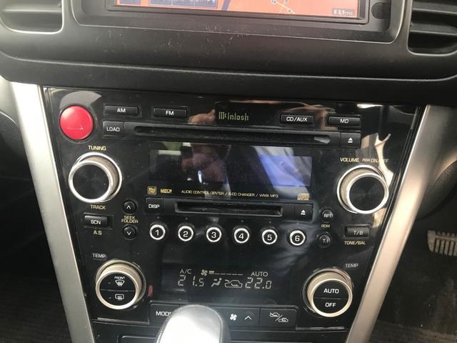 2.0GTスペックB 4WD ETC ナビ Tベル交換済み(12枚目)
