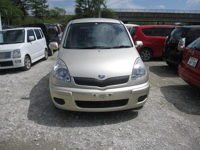 「トヨタ」「ファンカーゴ」「ミニバン・ワンボックス」「北海道」の中古車2