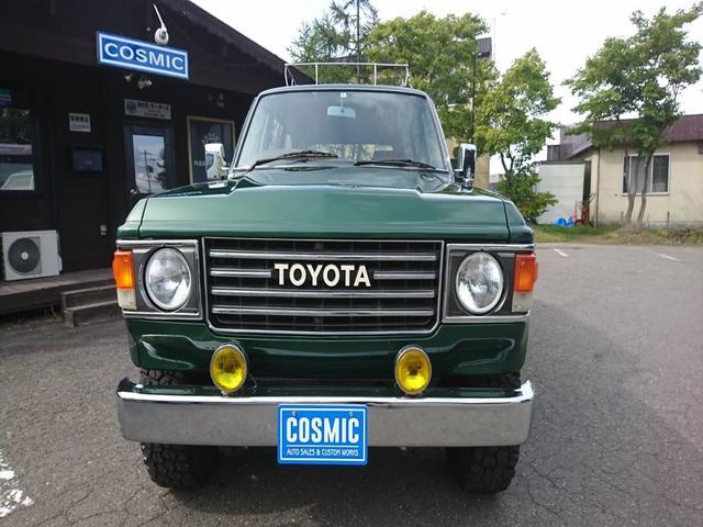 「トヨタ」「ランドクルーザー60」「SUV・クロカン」「北海道」の中古車15