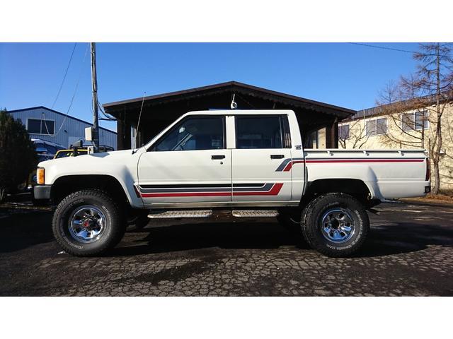 「トヨタ」「ハイラックススポーツピック」「SUV・クロカン」「北海道」の中古車3
