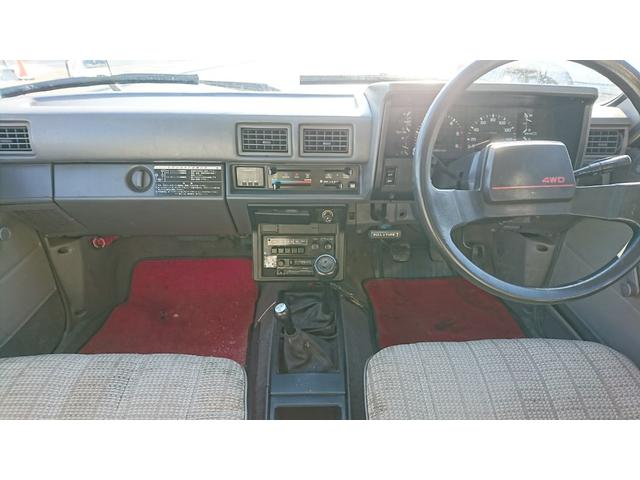「トヨタ」「ハイラックススポーツピック」「SUV・クロカン」「北海道」の中古車9