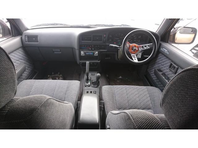「トヨタ」「ハイラックスサーフ」「SUV・クロカン」「北海道」の中古車8