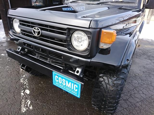 「トヨタ」「ランドクルーザー70」「SUV・クロカン」「北海道」の中古車5