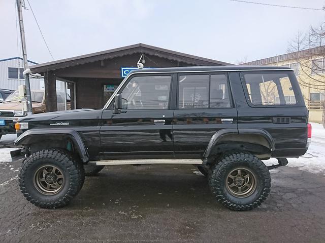 「トヨタ」「ランドクルーザー70」「SUV・クロカン」「北海道」の中古車6