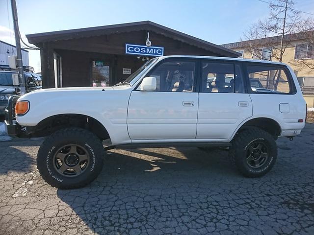 「トヨタ」「ランドクルーザー80」「SUV・クロカン」「北海道」の中古車6