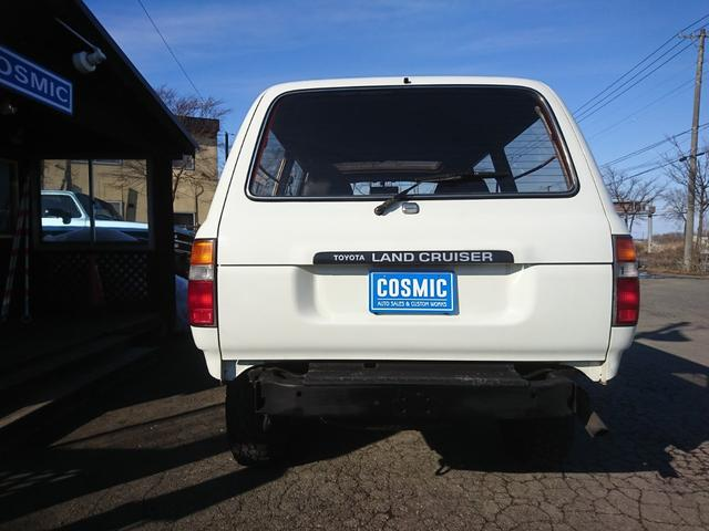 「トヨタ」「ランドクルーザー80」「SUV・クロカン」「北海道」の中古車20
