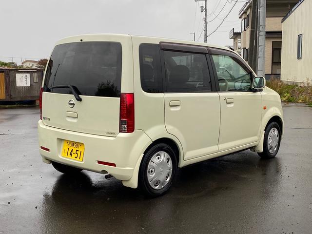 「日産」「オッティ」「コンパクトカー」「北海道」の中古車8