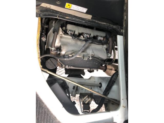 ダンプ 660 4WD 頑丈ダンプ 三方開 エアコン さし枠付 スタッドレス新品(19枚目)