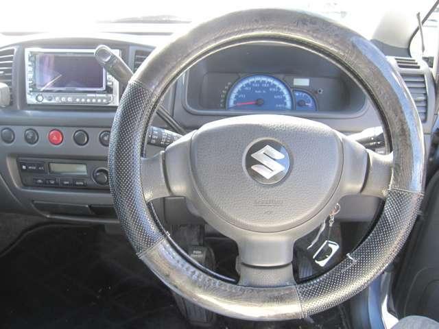 ターボT 4WD キーレス シートヒーター ベンチシート(8枚目)
