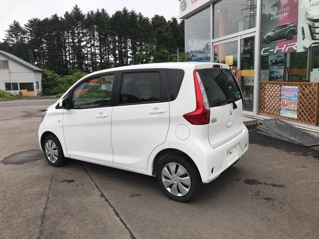 M 4WD AC オーディオ付 キーレス CVT 軽自動車(6枚目)